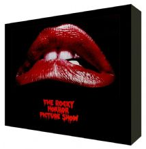 The Rocky Horror Show Retro Canvas Art - NEW - Choose your size - Ready to Hang
